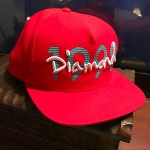 Vintage Diamond Supply SnapBack Hat 💎 🔥